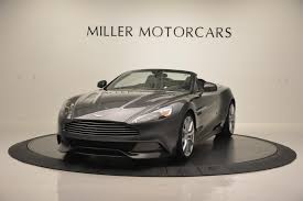 chrome aston martin 2016 aston martin vanquish volante stock a1190 for sale near