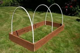 Pvc Raised Garden Bed - build a raised bed cloche in 8 steps living the country life