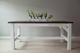 easy diy farmhouse table easy diy dining room table 49321 texasismyhome us