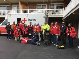 lexus service larchmont red cross installs 100s of smoke alarms at river edge in hastings