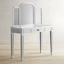 Wrought Iron Vanity Set Vanities Vanity Mirrors U0026 Vanity Tables Pier 1 Imports