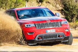 jeep car 2017 2018 jeep grand cherokee review
