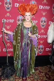 Hula Halloween Costume Bette Midler U0027s U0027hocus Pocus U0027 Winifred Sanderson Costume Photos