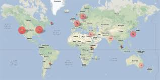 united states map and europe where dita is being used in the united states and europe dita writer
