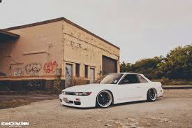 stanced nissan 3dtuning of nissan silvia club k u0027s coupe 1992 3dtuning com