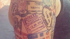 travel tattoos images 10 travel tattoo ideas that will trigger your sense of wanderlust jpg
