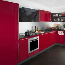 cuisine bordeaux laqué cuisines darty les nouveautés 2015 inspiration cuisine