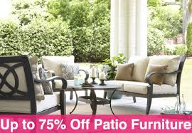 beautiful patio furniture on clearance up to 75 lowes