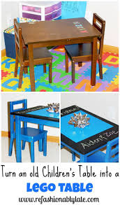 Children S Lego Table 78 Best Everything Lego Images On Pinterest Lego Ideas Lego