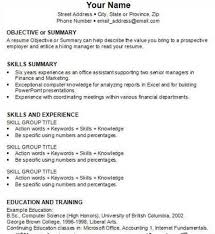 How To Write A Objective For Resume How To Write U003ca Href U003d