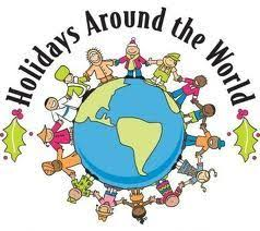 43 best holidays around the world theme images on
