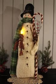 25 unique primitive snowmen ideas on snowmen ideas