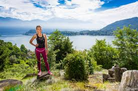 wellness destination lake como fitness on toast