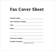 fax sheet example 10 fax cover sheet templates free sample