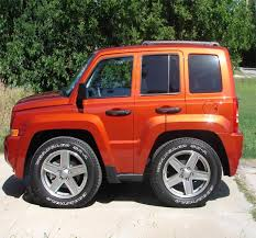 red jeep patriot 2008 jeep patriot information and photos zombiedrive