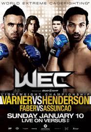 wec 46 varner vs henderson 2010 full movie wec
