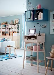 ikea bureau debout bureau debout en bois naturel