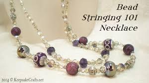 string beads necklace images Beading 101 bead stringing basics necklace tutorial jpg