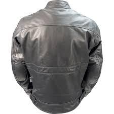 black motorcycle jacket mens richa cafe leather motorcycle jacket black mens biker café racer