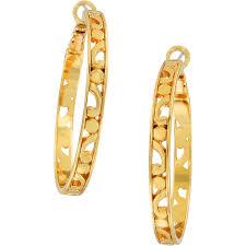 large earrings contempo contempo large hoop earrings earrings