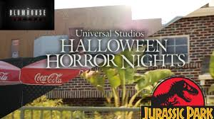 halloween horror nights forum big problems with last two mazes at halloween horror nights youtube