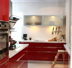 kitchen cabinets aluminum glass door china customized high gloss lacquer kitchen cabinet with