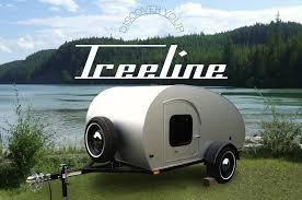 offroad teardrop camper treeline teardrop trailers