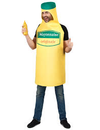 mayonnaise bottle costume for adults adults costumes and fancy