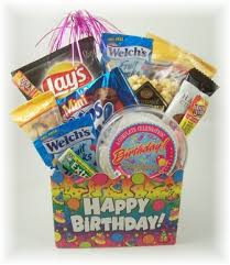 delivery birthday gifts happy birthday gift basket for him baltimore delivery candy