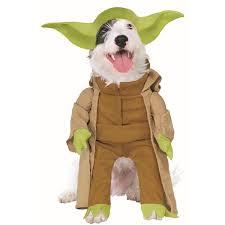 Buy Star Wars Yoda Dog Costume
