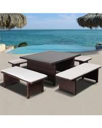 Bellagio Patio Furniture Bargains On International Home Atlantic Bellagio 5 Piece Low Patio