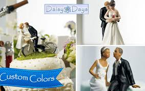 best wedding cake toppers new wedding cake toppers customize hair color of the
