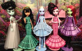 design clothes etsy monster high printable doll clothes