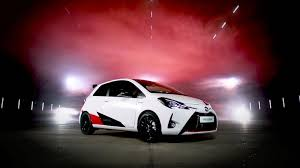 toyota europe toyota yaris grmn limited edition