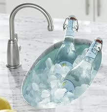 wet bar sinks and faucets manchester drop in acrylic 16 in 1 hole single bowl bar sink in