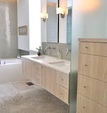Modern Bathroom Cabinetry Modern Oak Bathroom Vanity