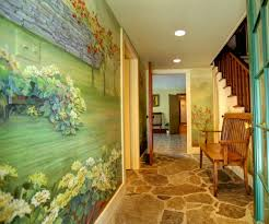 five homes for sale in massachusetts with beautiful murals photo courtesy of brockman real estate