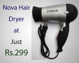 Hair Dryer Best Price branded hair hair dryer at just rs 299 tradus daily deal