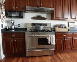 chalk painted kitchen cabinets diy house interior and furniture