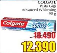 Pasta Gigi Colgate promo harga colgate pasta gigi terbaru minggu ini katalog