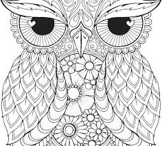 printable owl coloring pages u2013 corresponsables