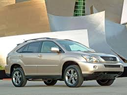 lexus rx 400h used review lexus rx400h 2005 pictures information u0026 specs