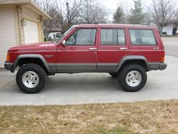 1988 lifted jeep comanche xj with 3 inch lift and 30 inch tires jeepforum com