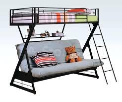 Bunk Bed Futon Combo Loft Beds Loft Bed Futon Combo Bunk Beds For Sale