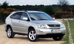 harrier lexus rx300 lexus rx estate review 2003 2009 parkers