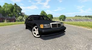 mercedes benz 190e evolution ii 2 5 1990 for beamng drive
