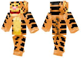 tigger minecraft skins