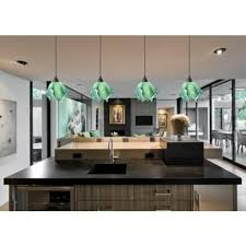 22 best green pendant lights images on pinterest hanging lamps