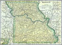 Map Missouri Missouri State Maps Usa Maps Of Missouri Mo The United States In