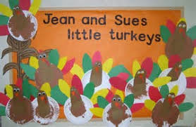 image result for thanksgiving bulletin boards for preschool